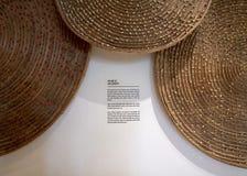 Η τέχνη των καλαθιών μεταξιού στοκ εικόνα με δικαίωμα ελεύθερης χρήσης