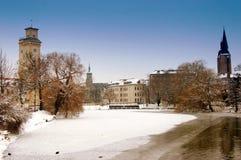 η τέχνη bartholomew δένει τους κόκκι&nu Στοκ εικόνα με δικαίωμα ελεύθερης χρήσης