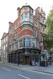 Η ταβέρνα Bloomsbury Στοκ εικόνες με δικαίωμα ελεύθερης χρήσης