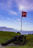 Η τελετή σημαιών Στοκ Εικόνες