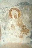 Η τοιχογραφία του ST Θεοδώρα Στοκ εικόνες με δικαίωμα ελεύθερης χρήσης