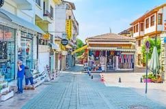Η τουρκική αγορά Στοκ φωτογραφία με δικαίωμα ελεύθερης χρήσης