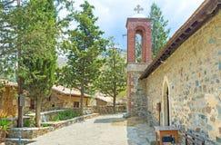 Η του χωριού εκκλησία Στοκ Εικόνες