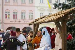 Η τριών Wisemen παρέλαση 2016 Στοκ Φωτογραφία