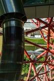 Η τροχιά ArcelorMittal Στοκ Φωτογραφίες