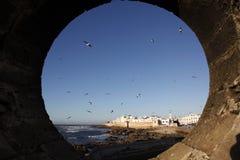 Η τρύπα Στοκ Φωτογραφίες