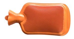 Η τσάντα ζεστού νερού για κάνει τη θέρμανση σωμάτων στοκ φωτογραφία