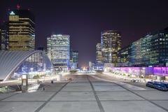 Η «υπεράσπιση» τή νύχτα Στοκ φωτογραφίες με δικαίωμα ελεύθερης χρήσης