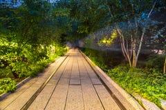Η υψηλή γραμμή NYC Στοκ φωτογραφία με δικαίωμα ελεύθερης χρήσης