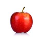 Η φρέσκια κόκκινη Apple Στοκ φωτογραφίες με δικαίωμα ελεύθερης χρήσης