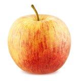 Η φρέσκια ώριμη Apple που απομονώνεται στο άσπρο υπόβαθρο Στοκ Εικόνες