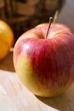 Η φρέσκια Apple Στοκ φωτογραφία με δικαίωμα ελεύθερης χρήσης