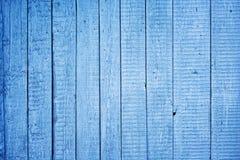 η φραγή χρωμάτισε ξύλινο στοκ εικόνα με δικαίωμα ελεύθερης χρήσης