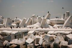 η φυλακή λιμενικών νησιών &epsilon στοκ φωτογραφία με δικαίωμα ελεύθερης χρήσης