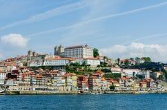 Η φυσική άποψη της πόλης του Πόρτο στοκ φωτογραφία με δικαίωμα ελεύθερης χρήσης