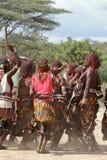 Η φυλή Hamar στην κοιλάδα Omo της Αιθιοπίας Στοκ φωτογραφία με δικαίωμα ελεύθερης χρήσης