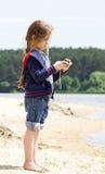 η φωτογραφία κοριτσιών παίρνει Στοκ φωτογραφίες με δικαίωμα ελεύθερης χρήσης