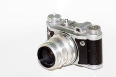 η φωτογραφική μηχανή ανασκ Στοκ φωτογραφία με δικαίωμα ελεύθερης χρήσης