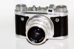 η φωτογραφική μηχανή ανασκ Στοκ Εικόνες