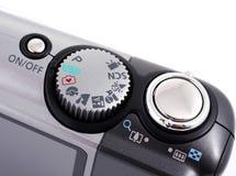 η φωτογραφική μηχανή ελέγχ&e Στοκ Φωτογραφία