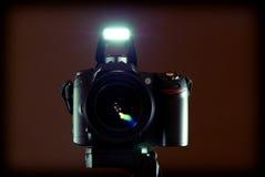 η φωτογραφική μηχανή Στοκ Εικόνα