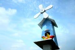 Η φωλιά πουλιών στοκ φωτογραφία με δικαίωμα ελεύθερης χρήσης