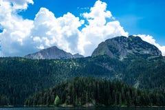 Η φύση στο βόρειο Μαυροβούνιο Στοκ Φωτογραφίες