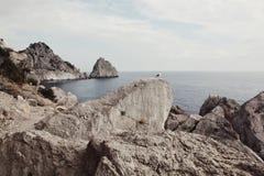 Η φύση της Κριμαίας Στοκ Εικόνα