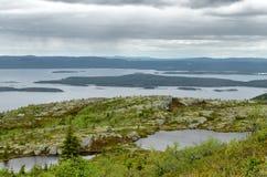 Η φύση του Βορρά Στοκ εικόνες με δικαίωμα ελεύθερης χρήσης