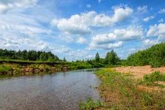 Η φύση του εγγενούς εδάφους Στοκ εικόνες με δικαίωμα ελεύθερης χρήσης