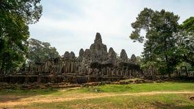 Η χαμένη πόλη Angkor Wat Καμπότζη Στοκ Φωτογραφία