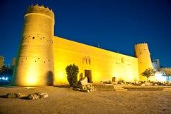 η χορήγηση της χρωματισμένης συνδετήρας ανύψωσης περιοχής της Αραβίας περιλαμβάνει χαράζει το ανάγλυφο Σαουδάραβας μονοπατιών σκί Στοκ Εικόνες