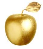 Η χρυσή Apple Στοκ Εικόνες