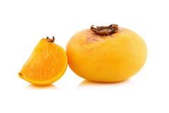 Η χρυσή Apple, decandra Lour Diospyros Ταϊλανδικά φρούτα και ταϊλανδικό herbon Στοκ φωτογραφίες με δικαίωμα ελεύθερης χρήσης