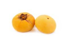 Η χρυσή Apple, decandra Lour Diospyros Ταϊλανδικά φρούτα και ταϊλανδικό herbon Στοκ φωτογραφία με δικαίωμα ελεύθερης χρήσης