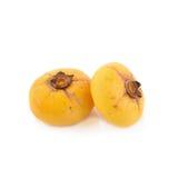 Η χρυσή Apple, decandra Lour Diospyros Ταϊλανδικά φρούτα και ταϊλανδικό herbon Στοκ Φωτογραφία