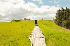 Η όμορφη άποψη βουνών και δρόμων τοπίων Utsukushigahara είναι στοκ φωτογραφίες