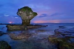 Η όμορφη ακτή της Ταϊβάν Στοκ φωτογραφίες με δικαίωμα ελεύθερης χρήσης