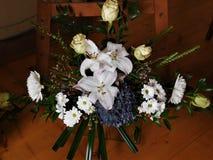 Η όμορφη ανθοδέσμη για τη διακόσμηση στο σπίτι ή το γάμο Στοκ Φωτογραφίες