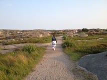 Η όμορφη θέση για να είναι είναι στην κορυφή ενός βουνού Στοκ φωτογραφίες με δικαίωμα ελεύθερης χρήσης