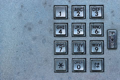 η όμορφη κλήση επιχειρηματιών ανασκόπησης με απομόνωσε νέο Στοκ Εικόνες