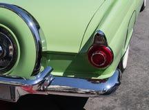 Η όμορφη Ford Thunderbird Στοκ εικόνες με δικαίωμα ελεύθερης χρήσης