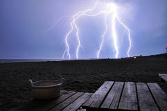 Η δύναμη του ουρανού Στοκ Φωτογραφίες