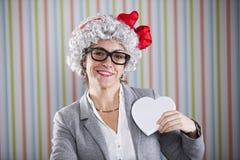 Η Δεσποινίς αγάπη Στοκ φωτογραφίες με δικαίωμα ελεύθερης χρήσης