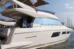 η 31$η διεθνής βάρκα της Ιστανμπούλ εμφανίζει Στοκ εικόνα με δικαίωμα ελεύθερης χρήσης