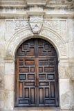 Η Alamo μπροστινή πόρτα στοκ φωτογραφία με δικαίωμα ελεύθερης χρήσης