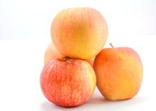 Η Apple τρώει Στοκ εικόνα με δικαίωμα ελεύθερης χρήσης