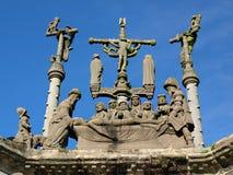 η calvary εκκλησία 2 στοκ εικόνα