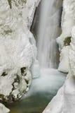 η Christine πέφτει χειμώνας Στοκ φωτογραφία με δικαίωμα ελεύθερης χρήσης