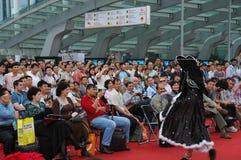 η chuan όπερα εμφανίζει Στοκ Εικόνες